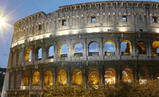 Coliseum in Rome. CC2.0 photo by Vlad.