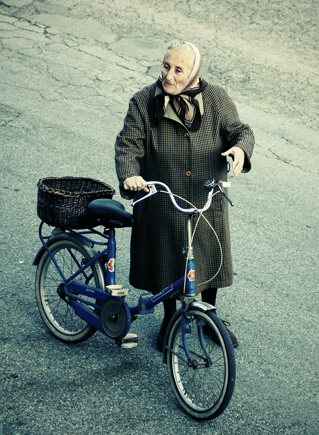 Old Woman. CC2.0 photo by Giorgio Grande.