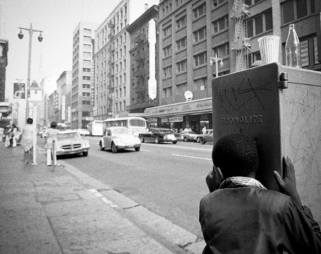 Spying, 1972. CC3 photo by Daniel Teoli Jr.